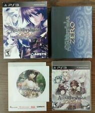 Record of Agarest War Zero Limited Edition (Sony PlayStation 3, 2011)