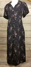 Vintage 90s Crazy Horse Liz Claiborne Dress Size 16