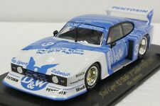 FLY A149 FORD CAPRI RS TURBO 1ST PLACE ZOLDER DRM 1982, #3 1/32 SLOT CAR