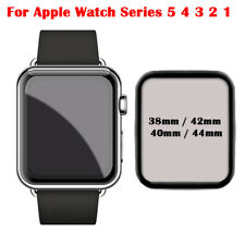 For Apple iPhone iWatch Series 1 2 3 4 5 Watch Screen Protector 38/40/42/44mm UK