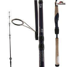 "6'6"" Daiwa Medium Spinning Freshwater Fishing Pole Rod ~ New"
