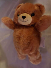 "Pet Sac Teddy Bear Pop Out Back Pack 13"" Plush Soft Toy Stuffed Animal"