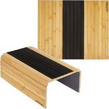 ONVAYA® Sofatablett aus Holz   Bambus Couch-Tablett   Sofaablage   rutschfest