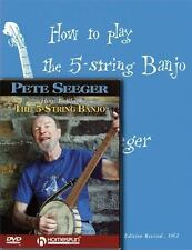 Pete Seeger Banjo Pack : Includes How to Play the 5-String Banjo Book and How...