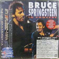 "BRUCE SPRINGSTEEN ""IN CONCERT MTV UNPLUGGED"" cd mini lp (promo)? Japan sealed"