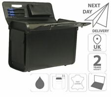 "Pilot Case 17"" Laptop Flight Bag Sample Sales Case FI2345 + Free iPad Case"