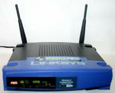Linksys wireless-G broadband router 2.4 GHz, 54Mbps, model WRT54G v.5