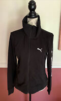 Puma French Terry Women's Jacket Size Medium MSRP $55