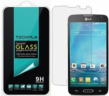 TechFilm® Tempered Glass Screen Protector Saver Shield For LG Optimus L90