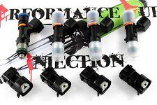 4 - NEW 850cc BOSCH EV14 Fuel Injectors FITS 2006-2009 Honda S2000 AP2 F22C