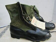 Us Vietnam Era Jungle Combat Boots Bata Size 11 Reg Dated June 1967 Nos Original