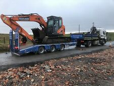 Grab Lorry, Plant & Demolition Covering South Wales Area
