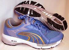 PUMA Ladies' COMPLETE TENOS IV Running Shoes-8.5 Medium-BajaBlue/Grey-NWOB