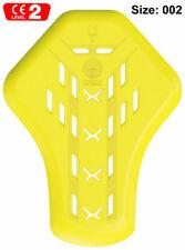 Forcefield Aislador de nivel 2 protector de columna posterior blindado Biker Jacket XL Insertar