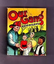 Our Gang Adventures 1948 Better Little Book Fireman Cover