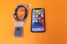 New listing Broken Apple iPhone X 256Gb Space Gray (Verizon) A1865 (Cdma + Gsm) Mqa82Ll/A