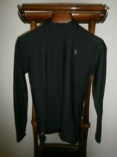 UNDER ARMOUR TACTICAL XL Compression Mock-Neck Long Sleeve Black -FAST SHIRT-