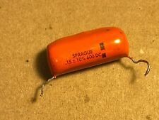 Sprague Orange Drop Capacitor 1uF 200v 716P1059200 1.0uF Polypropylene Amp Audio