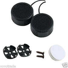 2Pcs 500 Watts Super Power Loud Dome Tweeter Speakers for Car 500W Loud Dome New