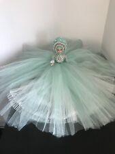 SUPERBE FAIT MAIN Diamant Poupée Barbie arabe turc ottoman Sultana Princesse