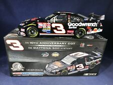 F3-3 DALE EARNHARDT #3 GM GOODWRENCH / DAYTONA 10th ANNIVERSARY 2008 IMPALA -COT