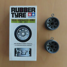 RC Tamiya only Rims front for 58005 58006 58008 58009 58010 58011 58012 58013-14