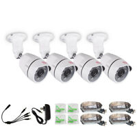 Tonton Full HD 1080P 2MP 3000TVL Camera Outdoor Home CCTV Security 100FT Wired