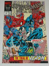 Spider-Man Special Edition #1 NM 9.4 to 9.6 Trial of Venom Marvel 1992 UNICEF