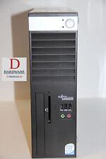 PC De Bureau Fujitsu Siemens Esprimo c5720 2,53ghz 4 Go RAM 160 Go HDD Windows 7
