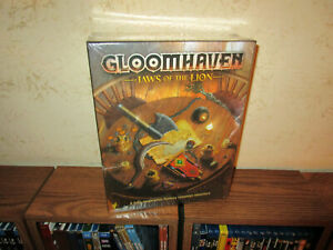 Cephalofair Games - Gloomhaven: Jaws of the Lion Game