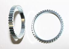 2X ABS Ring passt auf Smart mit 42 Zähnen Sensorring