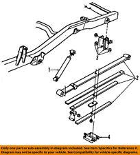 Hummer GM OEM 06-10 H3 Rear-Shock Absorber or Strut 20864724