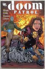 Doom Patrol Vol 2 GN (2011 DC) VF/NM condition