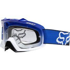 Occhiali da moto blu Fox