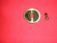 Shimano reel repair parts drive & pinion gear Curado 200 E7