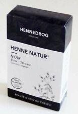 Henné Noir Poudre 90gr Coloration Naturelle France Cheveux Soin