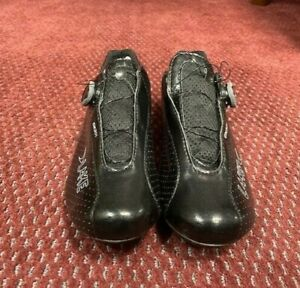 Lake CX301 Size 46 Wide Carbon Road Cycling Shoes
