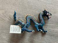 Great Vintage Brand New w/Tag 2008 Plastoy Fantasy Knight Chinese Dragon Toy