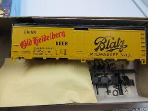 HO Scale1603 Athearn Blatz Refrigerator Car #27107 NOS