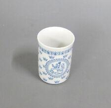 Miniatur VaseRörstrand Svea Schweden Löwe Krone