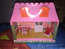 Vintage 60s/70s Bandai Miniature STUDY ROOM w/Box **RARE** Dream House SEAL