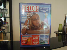 Brand New Hello! Magazine Boardgame Ultimate Celebrity Quiz Game Board Game