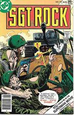 Sgt. Rock Comic Book #307, DC Comics 1977 VERY FINE/NEAR MINT