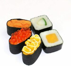 UNBOX 3 SUSHI SOYPRISE PLAY FOOD BLIND BOX