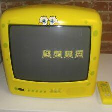 "Emerson SB315 CRT 13"" Spongebob Squarepants TV Remote NICKELODEON"