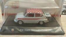 Abarth Collection Fiat 1000 Berlina /Corsa-1967 1:43