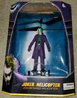 JOKER HELICOPTER 2CH INFRARED REMOTE CONTROLLED Heath Ledger Batman dark knight