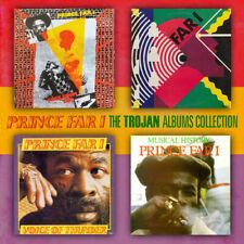 Prince Far I - Trojan Albums Collection: Four Original Albums Plus Bon