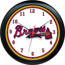 "MLB Atlanta Braves 10"" Wall Clock"