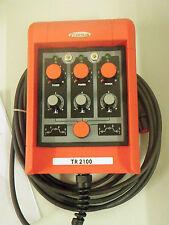 FRONIUS TR 2100 Fernbedienung MIG/MAG mit Kabel 5m NEU NEW